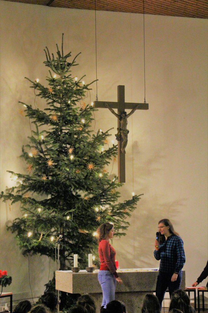 Weihnachtliche Düfte und Klänge – Ganerben Gymnasium