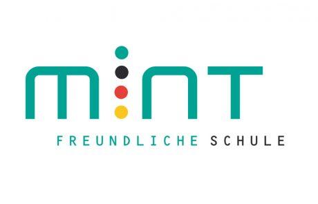 Logo Mintfreundliche Schule