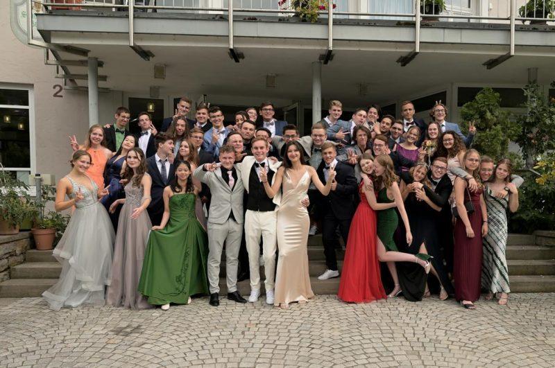 Gruppenfoto Abi2021 - have some fun!